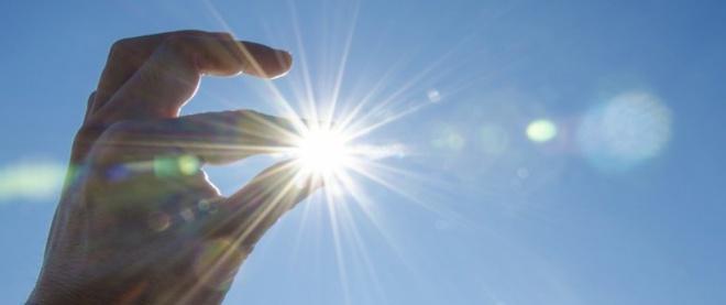 Ảnh hưởng của ánh nắng mặt trời
