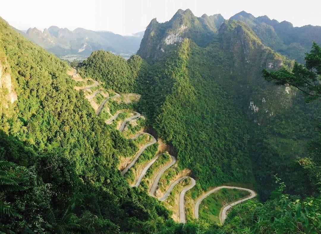 Hẹn khi hết dịch sẽ cùng nhau chinh phục những đỉnh đèo ấn tượng nhất ở Việt Nam