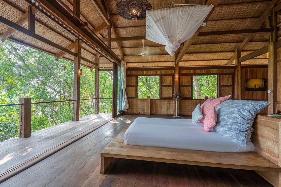 Nghỉ dưỡng sinh thái tại resort có view ngắm thiên nhiên yên bình ở Phú Quốc