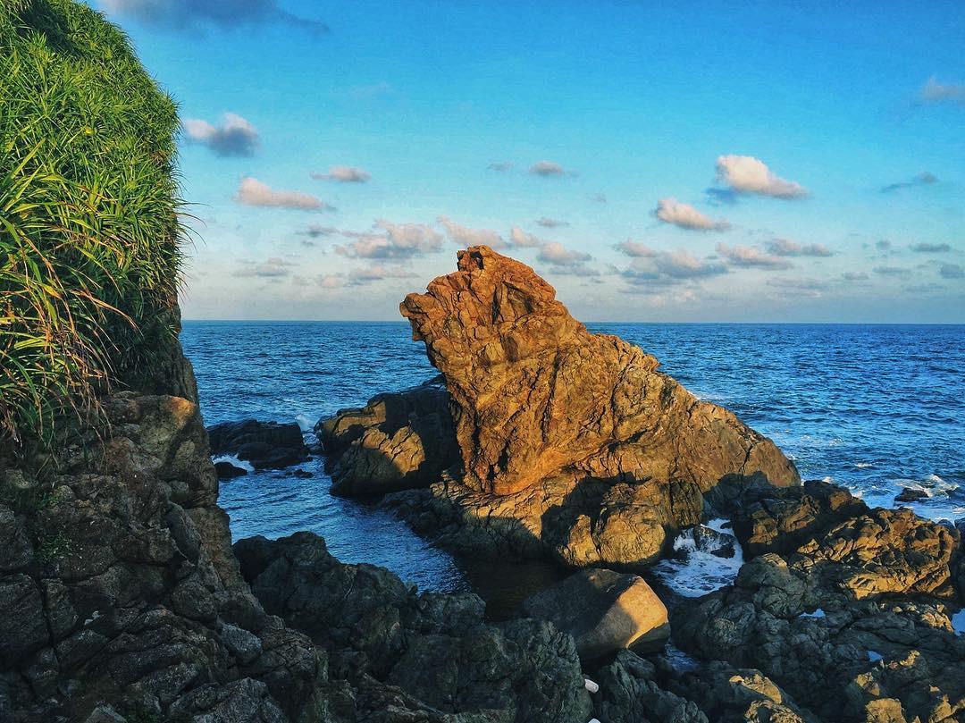 Mũi Nghê Đà Nẵng – điểm ngắm bình minh cực chill của Đà thành